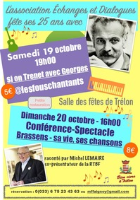 Si on Trenet avec Georges !